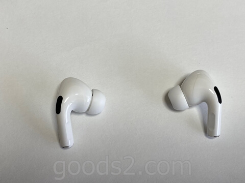 AirPods Pro裏
