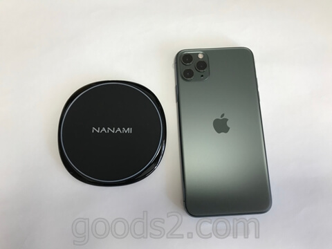 iphoneとairpodsにおすすめの無線充電器