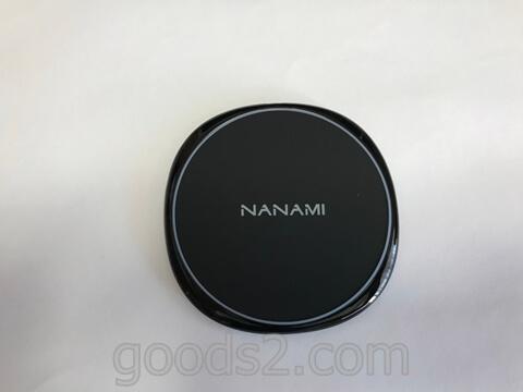 NANAMI Qi ワイヤレス急速充電器 Quick Charge