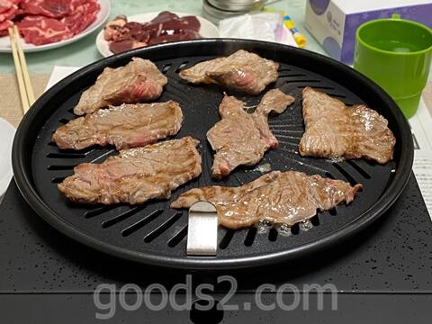 【やきまるくんレビュー】お家が焼肉屋さん!煙を出さずに自宅で焼き肉をやる方法