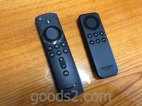 アマゾンFire TV Stick新旧比較