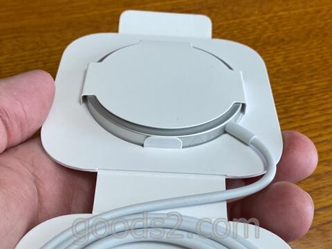 MagSafe充電器の本体