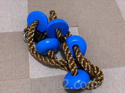 子供用クライミングロープ
