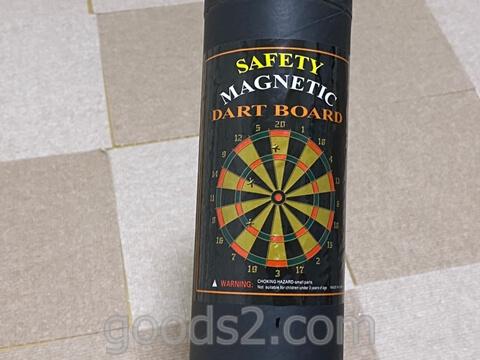 磁気ダーツボード