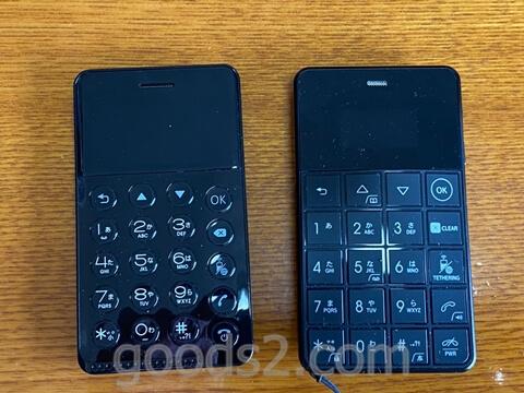 nichephone-sとnichephone-s 4G